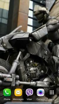 Transformer Motorbike LWP poster