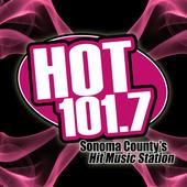 Hot 101.7 icon