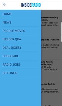 Inside Radio News screenshot 1