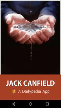 Jack Canfield Daily poster