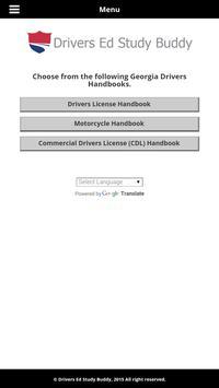 Georgia Driver License Test apk screenshot