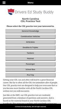 North Carolina Driver License apk screenshot