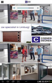 Coenen Automatische Deuren apk screenshot