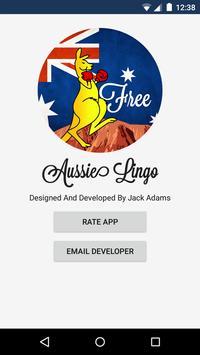 Aussie Lingo Free apk screenshot