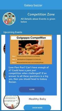Galaxy Bazaar 2017 apk screenshot