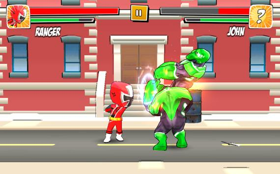 Power City Ninja Steel poster