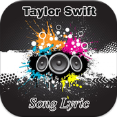 Taylor Swift Song Lyric icon