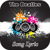 The Beatles Song Lyric icon