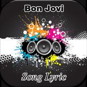 Bonjovi Song Lyric icon
