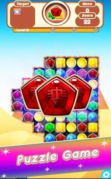 Egypt Jewels and Gems Blast poster