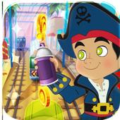 Jake Rush Adventure Pirates icon
