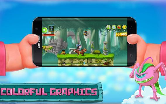 Jake Rush Adventure Pirates apk screenshot