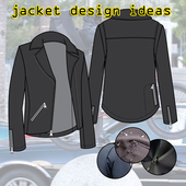 jacket design ideas icon
