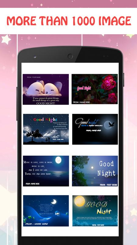 Good Night Love Images 2017 For Android Apk Download