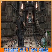 Guide For Resident Evil 4 icon