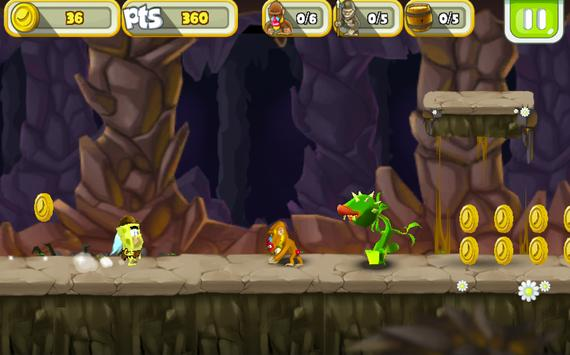 SpongeBob Adventure Island screenshot 3