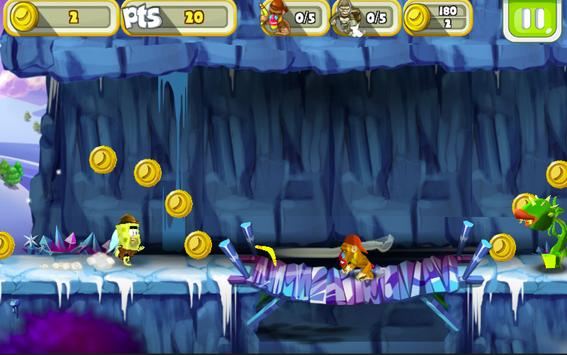 SpongeBob Adventure Island screenshot 4