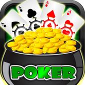 Lucky Treasure Poker Offline icon