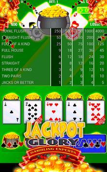 Lucky Treasure Poker Offline screenshot 2