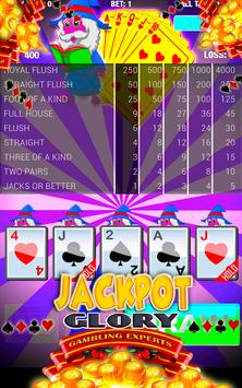 Mega Bluff Magic Poker Game poster