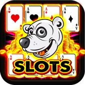 Polar Bear Offline Free Poker icon
