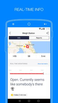 Jack Reports – weigh stations apk screenshot