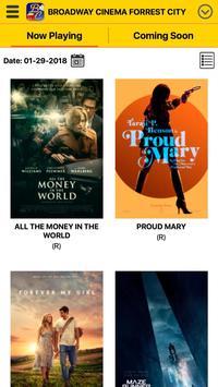 Broadway Cinema poster