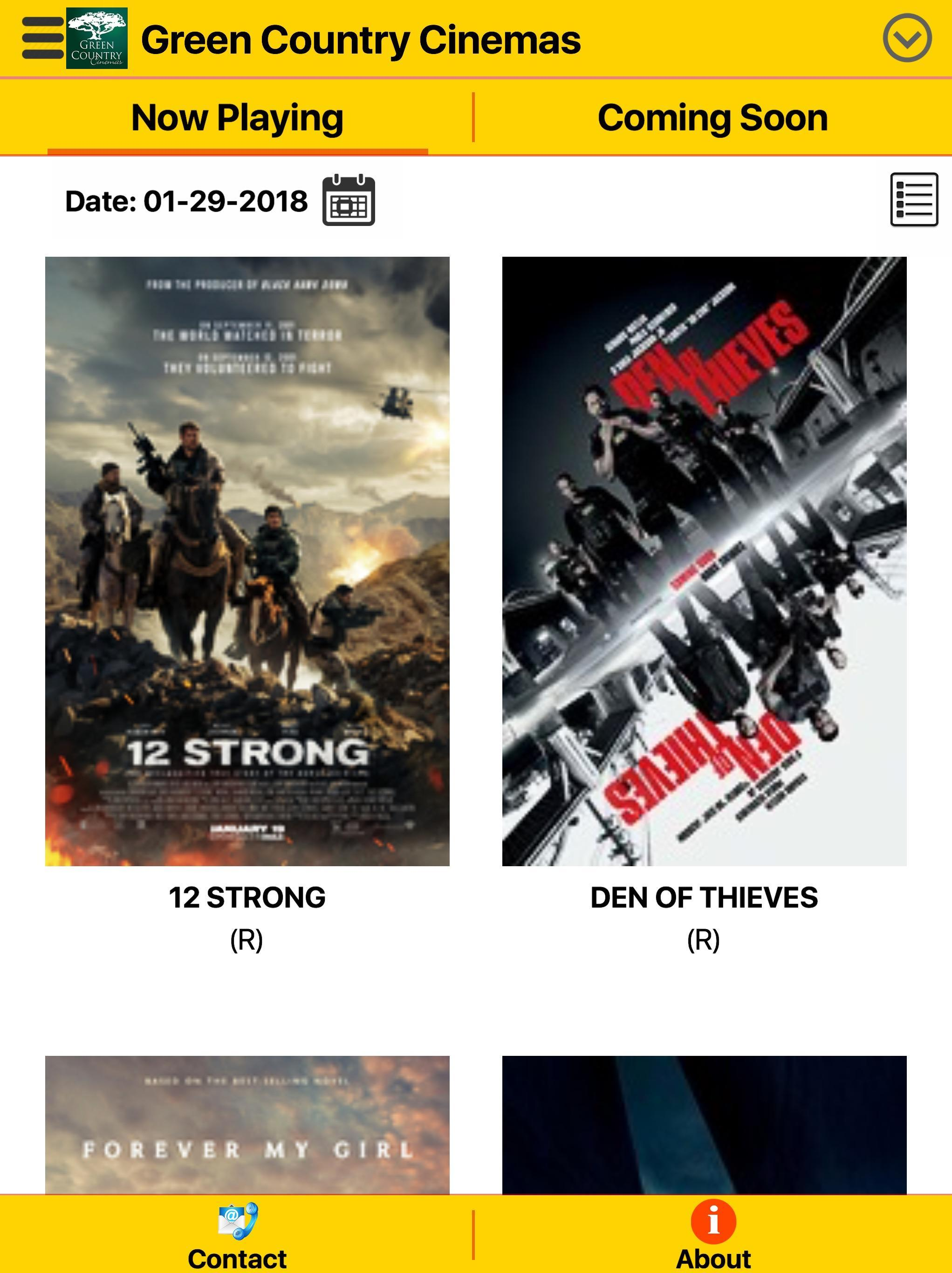 GCC Movies for Android - APK Download