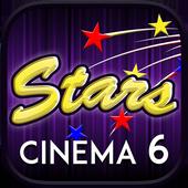 Stars Cinema 6 icon