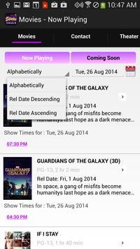 Stars Cinema 6 apk screenshot