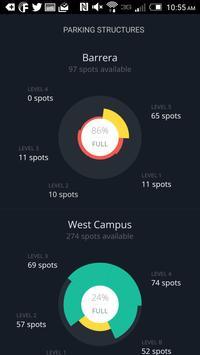 Spots: University Parking screenshot 2