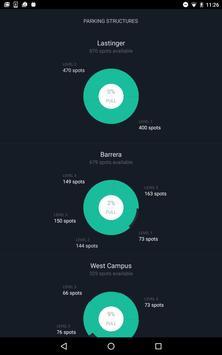 Spots: University Parking screenshot 5