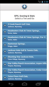 Jackson WY Golf screenshot 1