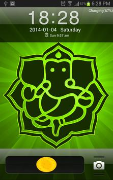 God Ganesha Go Locker apk screenshot