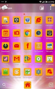 Wrestler Go Launcher Theme apk screenshot