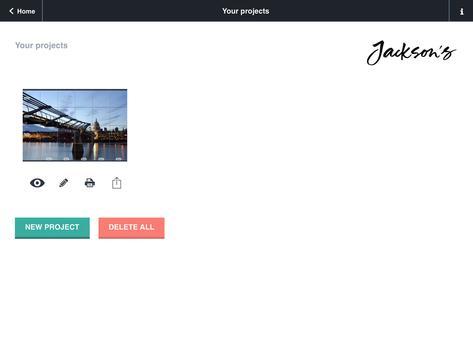 ArtGrid by Jackson's apk screenshot