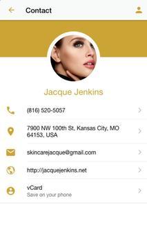 Jacque Jenkins apk screenshot