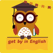 Get By In English icon