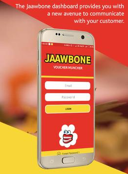 Jaawbone for Business poster