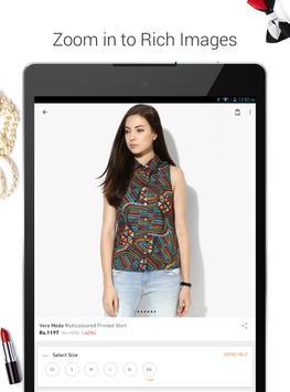 JABONG ONLINE SHOPPING APP apk screenshot