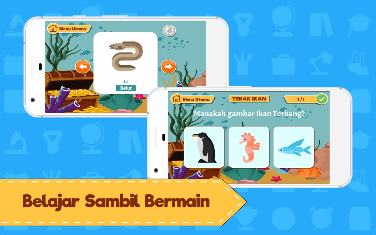 Belajar Mengenal Ikan Serial Mahir For Android Apk Download
