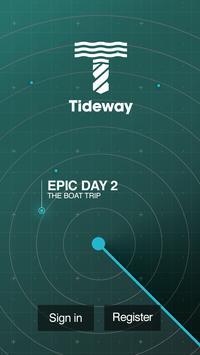 Tideway Tour poster