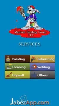 Martinez Painting Group poster