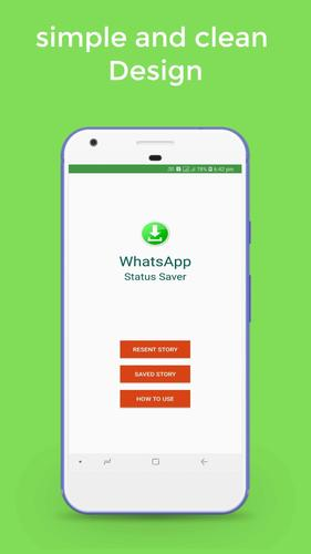 Status Saver For Whatsapp Video Photo Downloader For