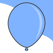 Soothing Balloons: No Clutter icon