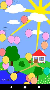 Soothing Balloons: No Clutter poster