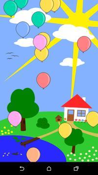 Soothing Balloons: No Clutter apk screenshot