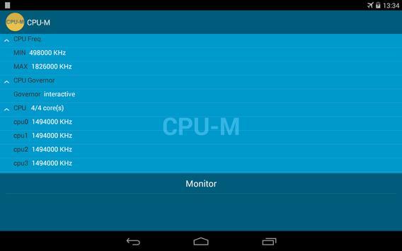 CPU-M screenshot 4