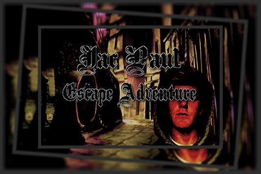 Jacks Paul Escape poster