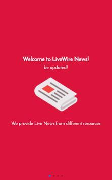 LiveWire News poster
